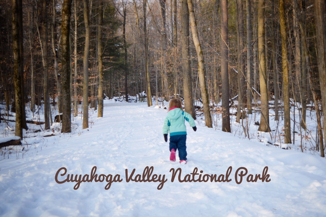 Cuyahoga Valley National Park. #100!!!