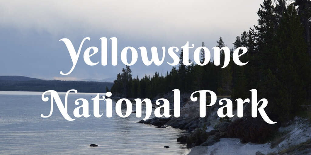 Yellowstone National Park. Epic Road Trip. Day 11.