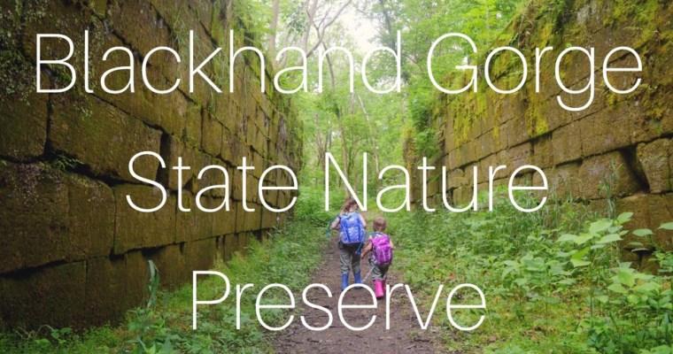 Blackhand Gorge State Nature Preserve