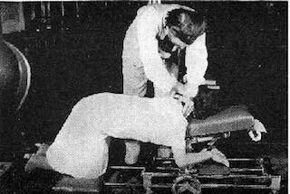 bjspecial kneechest
