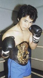 第2代日本ライトフライ級王者 第5代日本ライトフライ級王者 WBC世界ライトフライ級王者