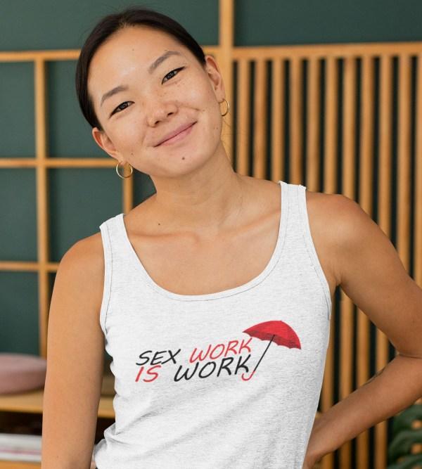 Sex work is work, soutien au tds
