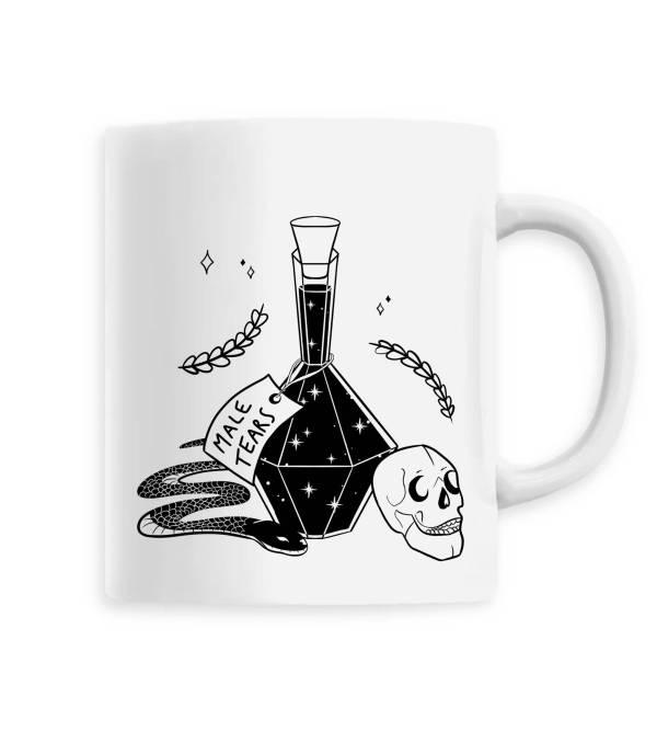 Mug - male tears poison