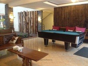 Lobby Utama The Batu Villa's