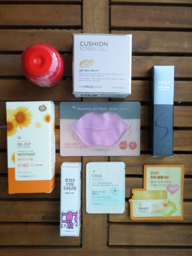 My Face Shop Haul :)