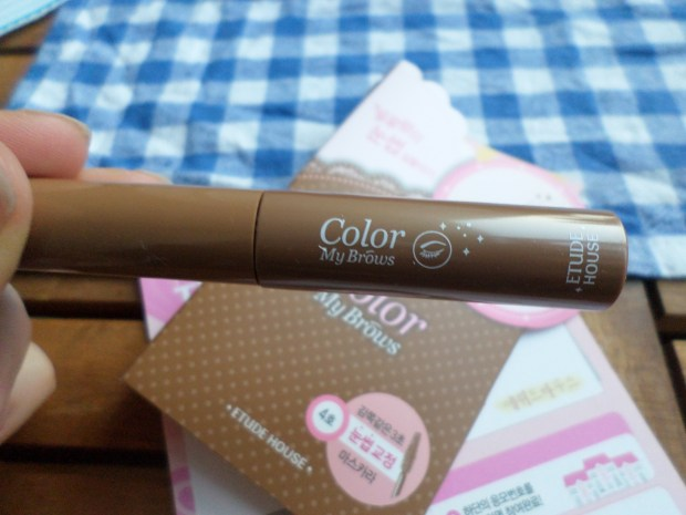 Etude House's Color Me Brow