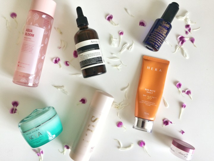 My Current Skincare Heroes Feat. su:m 37, Kiehl's, Beyond & More