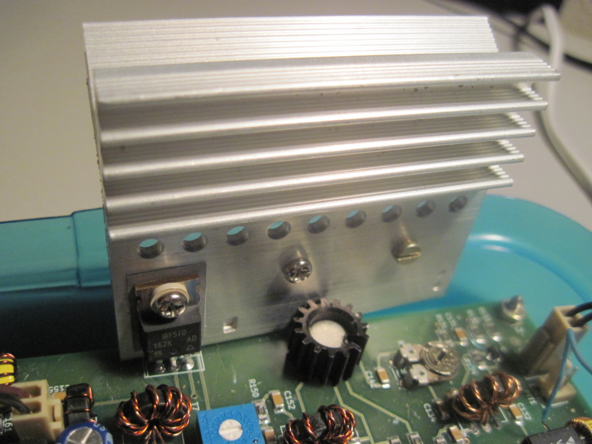 BITX40: Going Digital with JT65 - MiscDotGeek