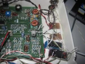 BITX40 Dual Band Conversion