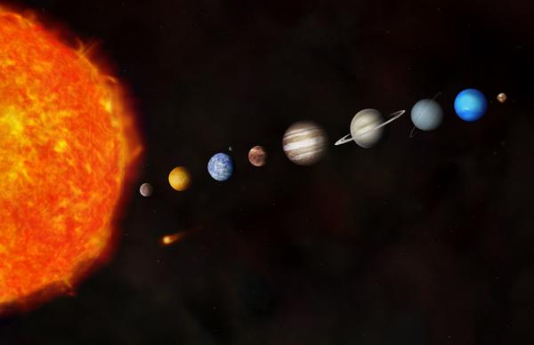 Planet Vulcan