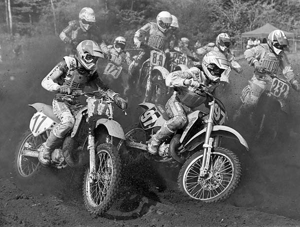 Dan Hoffoss motocross agassiz