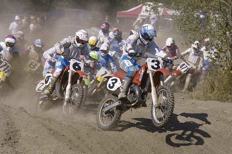 Jeff Surwell motocross 1990