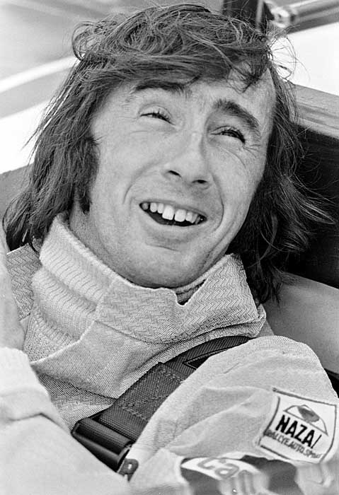 Jackie Stewart race car driver 2