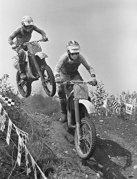 Ross Pederson and Alan Dyck 1986