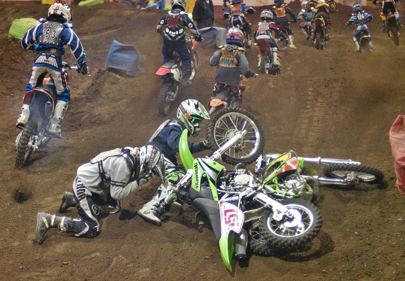 Abbotsford arenacross 2004