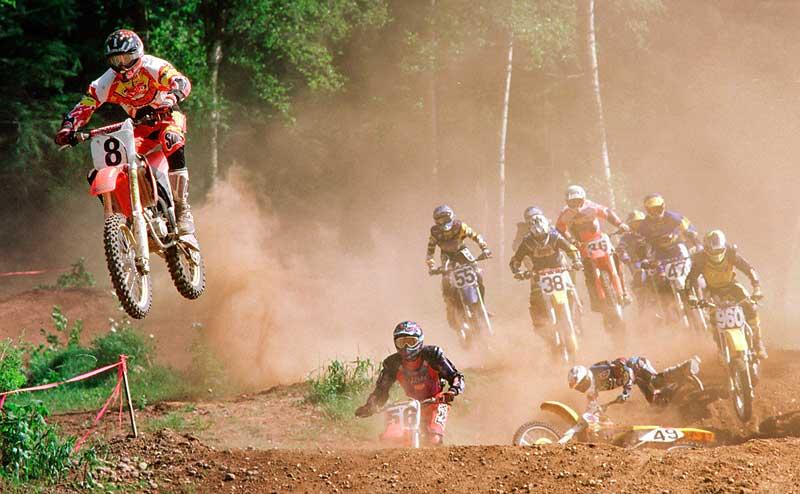 Alan Dyck motocross agassiz