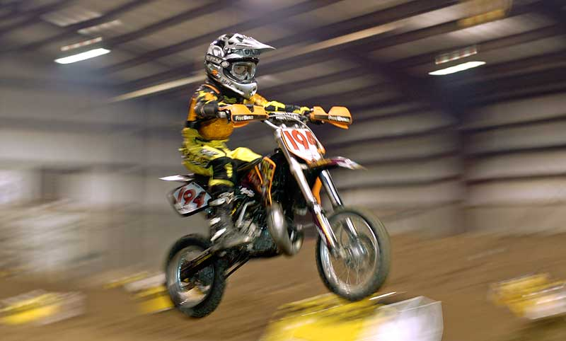 Chilliwack arenacross 2005