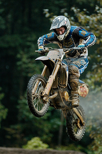 motocross at agassiz 2005