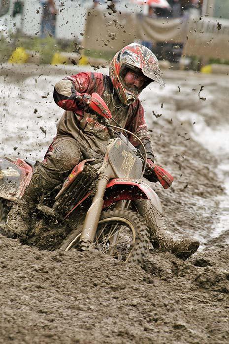 Dusty Klatt motocross 2005