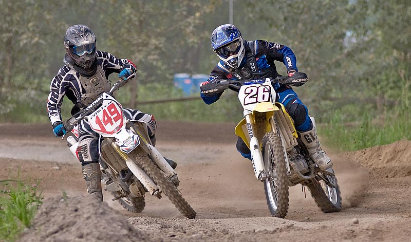 Motocross at Mission 2008