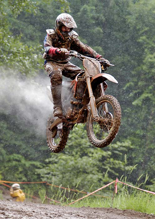 motocross at agassiz 2004