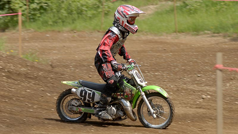 motocross at agassiz 2007