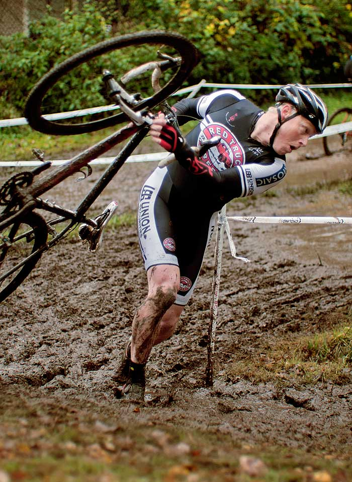 BC Cyclocross Championships at Mahon Park in North Vancouver