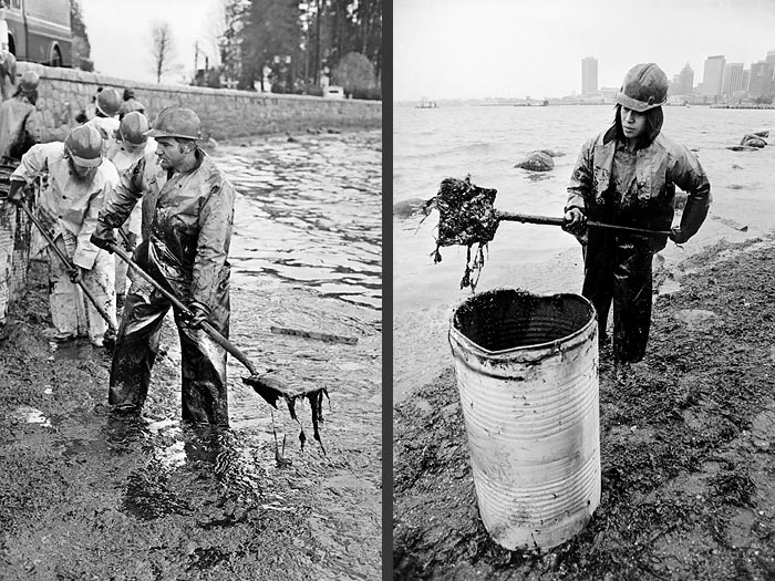 1973 Oil spill Vancouver b