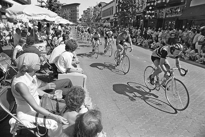 August 2, 1977 -- Gastown Grand Prix bicycle race
