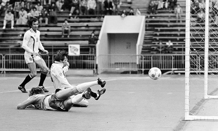 Vancouver Whitecaps soccer team 1973 to 1984.