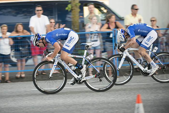 2014 Giro di Burnaby