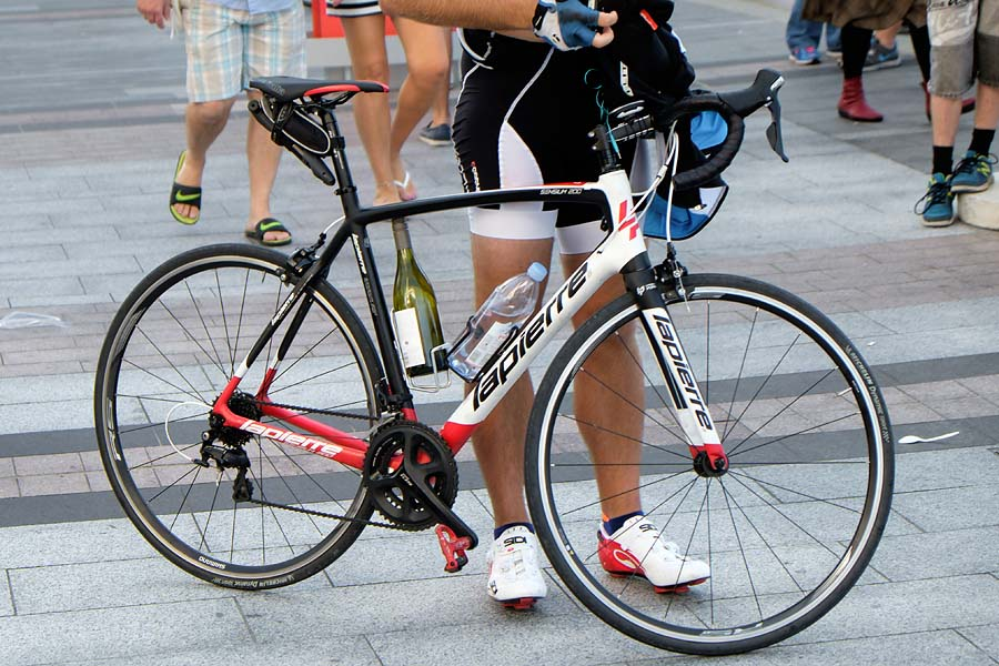 Tour de France bicycle