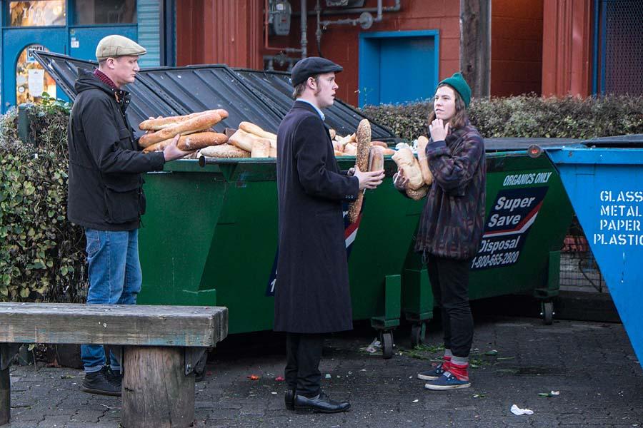 Dumpster food 4
