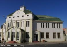 Bank, Lüderitz