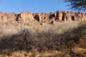 Cliffs, Waterberg Plateau
