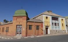 Lesesaal & Turnhalle, Lüderitz