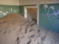 Sand, Kolmanskop