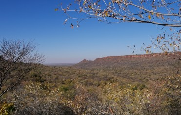 View, Waterberg Plateau