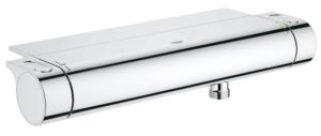 Thermostatmischbatterie Grohe Grotherm 2000 mit Ablagefläche