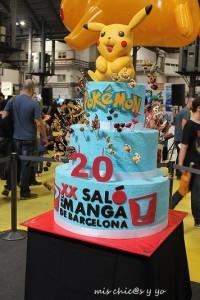 XX aniversario Manga Barcelona