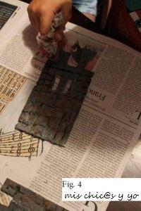 manualidad castillo medieval