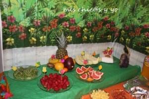 Ideas para celebrar una fiesta tem tica hawaiana mis - Decoracion fiesta ibicenca casera ...