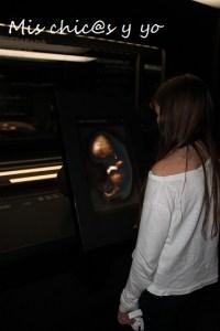 Pantallas interactivas Museu Blau