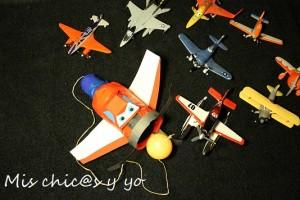Juego Planes 2