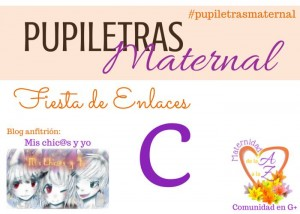 Pupiletras maternal