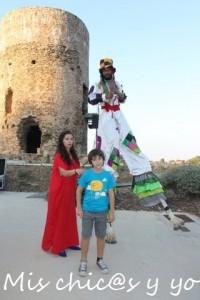 Nit medieval Torre Benviure