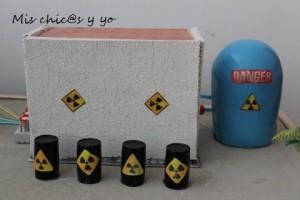 Trabajo ESO energía nuclear