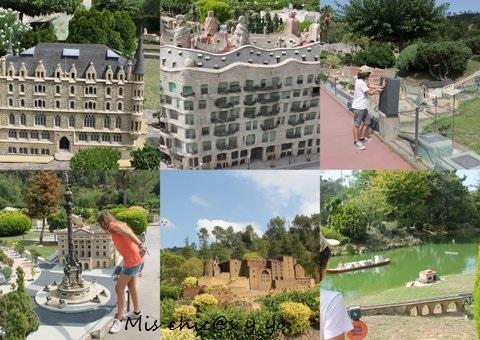 Maquetas de Cataluña miniatura