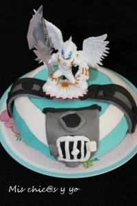 Tarta cumpleaños Skylanders