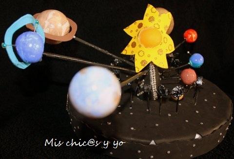 Sistema solar primaria